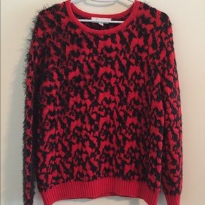 Two by Vince Camuto Bohemian Chic Sweater